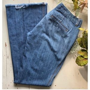 meli melo : super soft flared jeans